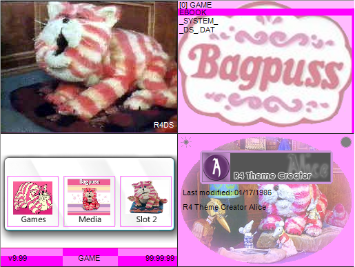 Thumbnail 1 for Bagpuss